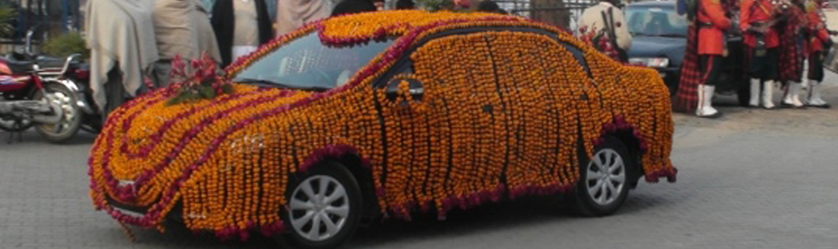 Wedding Car For Rent In Islamabad , With \u0026 Without Driver