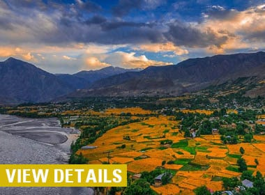 Chitral Valley Tour Package