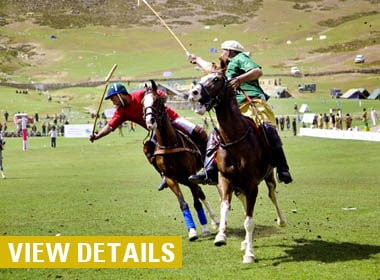 Shandur Polo Festival tour package