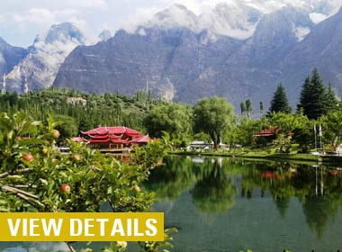 Skardu Baltistan Tour Package