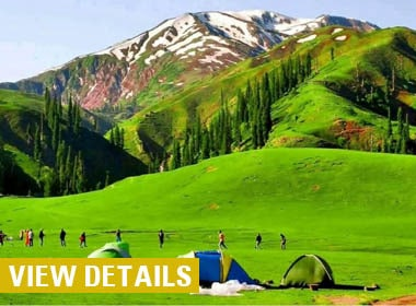 Kaghan valley tour package